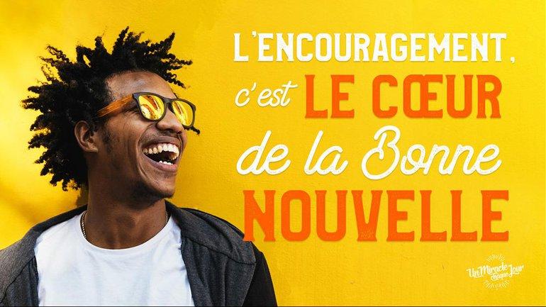 La clé, c'est… encourager ! 🗝