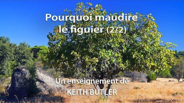 Keith Butler : Pourquoi maudire le figuier ? 2/2