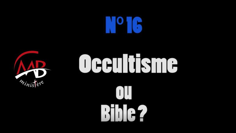 UNE PAUSE AVEC BRUNO GAUTIER/MBministere (16) Occultisme ou Bible ?