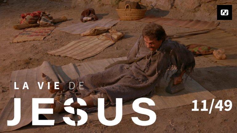 Guérison d'un paralytique | La vie de Jésus | 11/49
