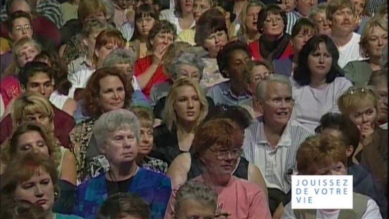 La cure pour le manque d'assurance (2/2) - Joyce Meyer - Grandir avec Dieu