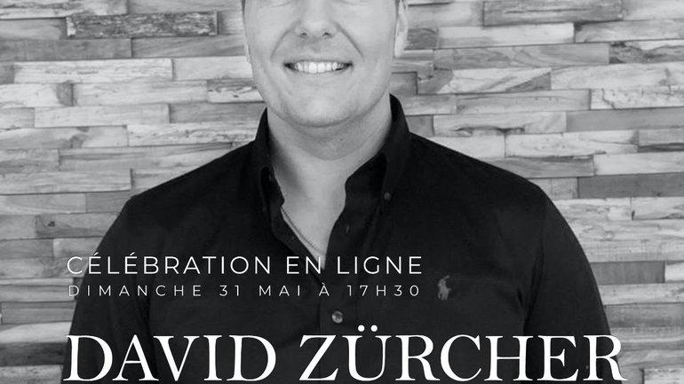 Célébration en ligne du  31 mai 2020 avec David Zürcher