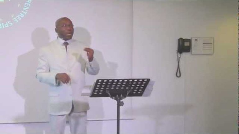Guy-Rémi Pambou - La prière et la Parole de Dieu