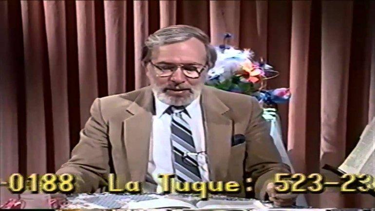 Fernand Saint Louis - La pré-existence de Jésus