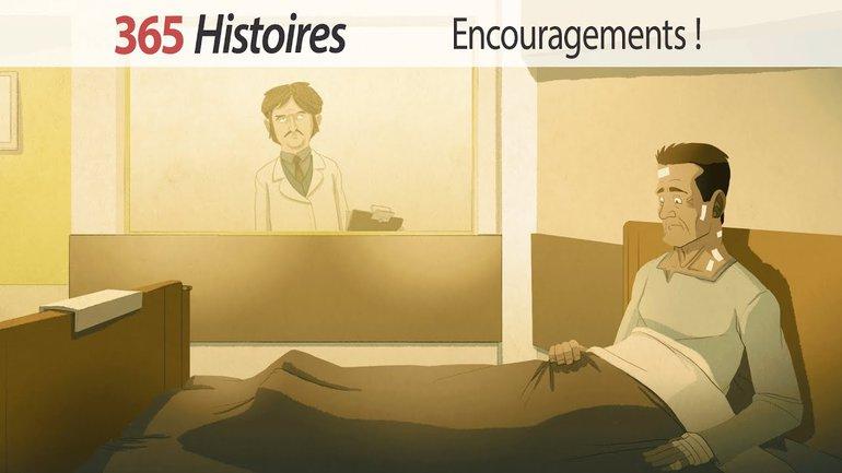 La puissance de de l'encouragement !
