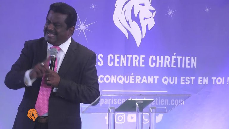 Samson Rajkumar - Soyez gouverné par connaissance de Dieu et non par celle du monde (Part II)