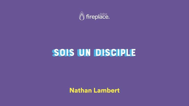Sois un Disciple