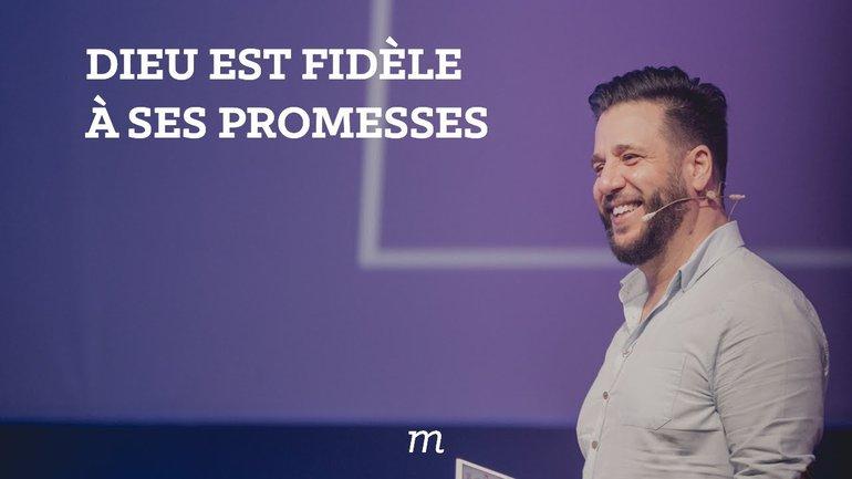 Dieu est fidèle à ses promesses - Patrice Martorano