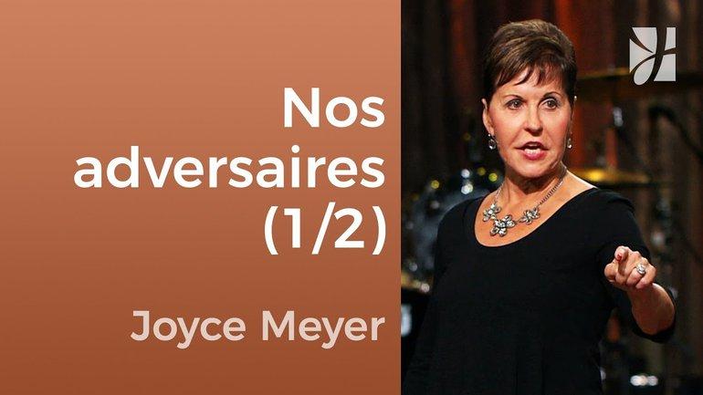 Tu dresses devant moi une table en face de mes adversaires (1/2) - Joyce Meyer - 531-4