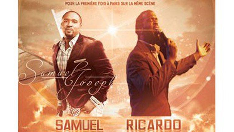 Samuel Joseph et Ricardo Apollon en concert le 1er mars 2015 à 18h à Paris