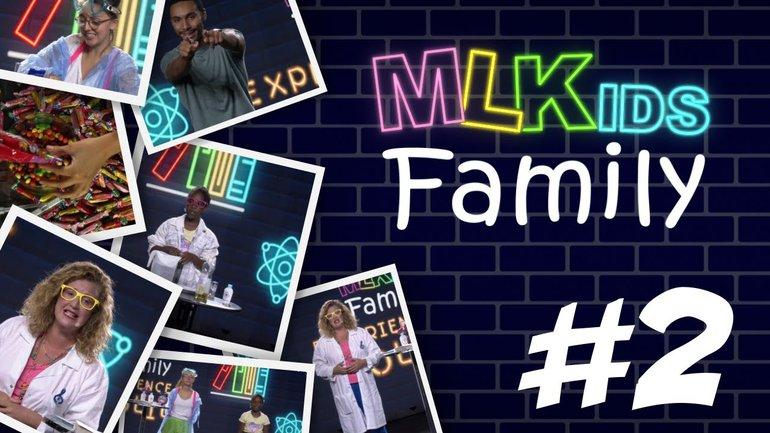 MLKids Family / Expériences en folie #2 - La règle d'or