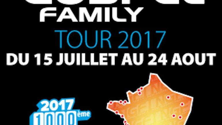 Suivez la tournée 2017 de NGF !