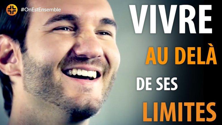 Spéciale #OnEstEnsemble - Teaser Vivre au delà de ses limites avec Nick Vujicic
