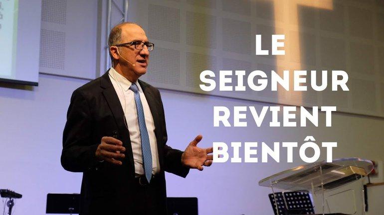 Le seigneur revient bientôt - Pasteur Alain Aghedu