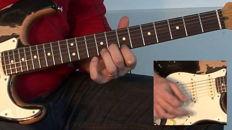 Laissons Entrer - Dan Luiten - Tutoriel Guitare Electrique 3 Solo