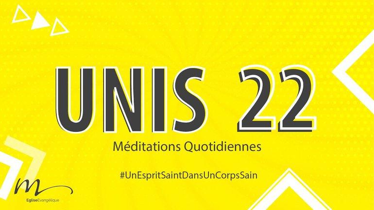 Unis Méditation 22 - Contre l'échec - Jéma Taboyan - Jean 21.1-19