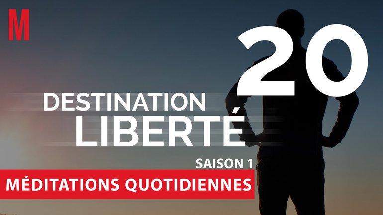 Destination Liberté (S1) Méditation 20 - Exode 14.5-9 - Église M