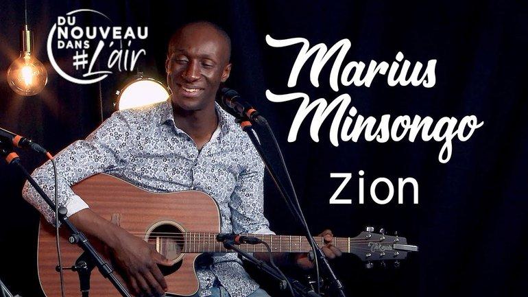 Zion - Marius Minsongo - Du nouveau dans l'air