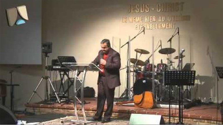 Didier Biava : La maturité au sein de l'Eglise