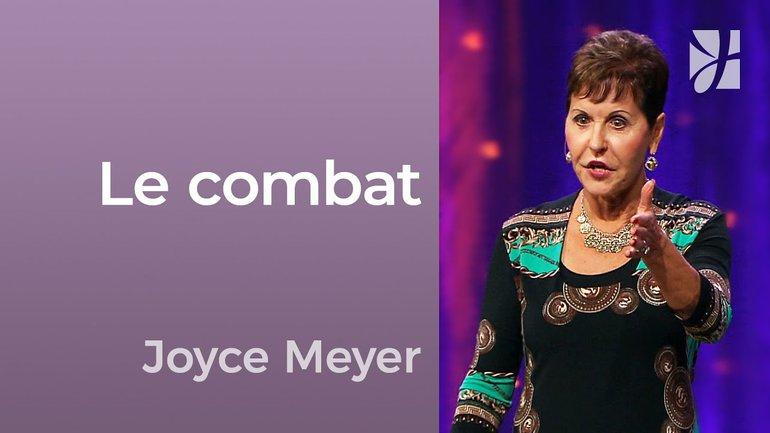 2mn avec Joyce Meyer - Dieu combat pour vous - 682