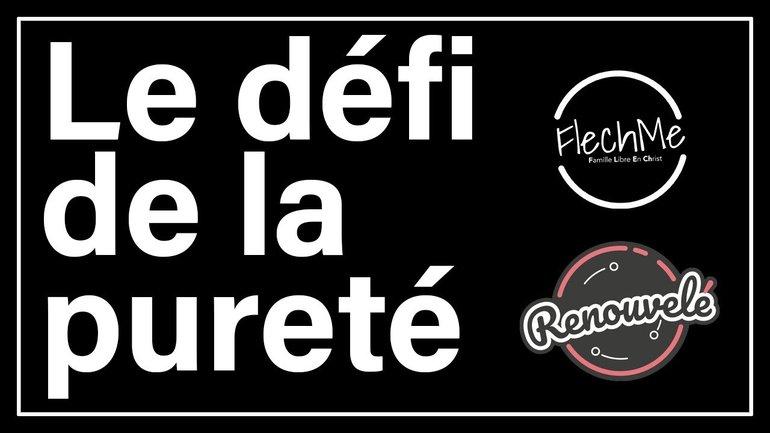 LE DEFI DE LA PURETE - LIVE feat Audren Chéron @Renouvelé #pureté
