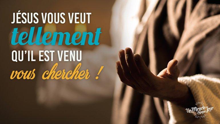 Pâques, c'est Jésus et toi ! 💞