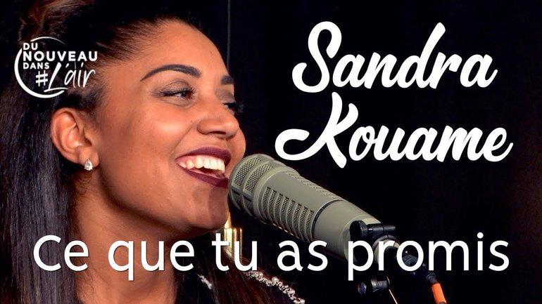 Ce que tu as promis - Sandra Kouame