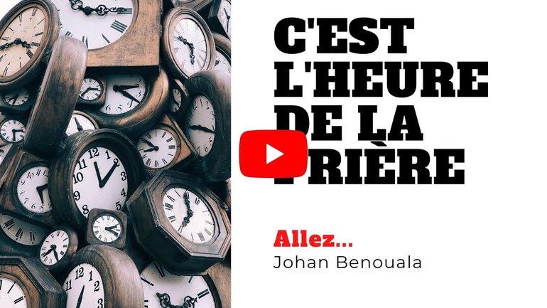 Allez... - Pasteur Johan Benouala