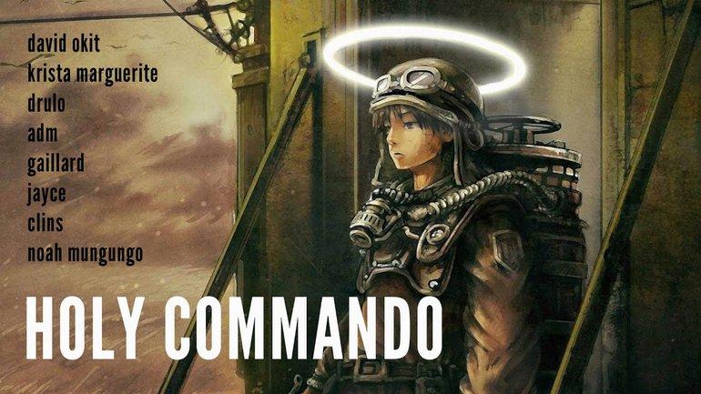 HOLY COMMANDO (avec David Okit & Fast Food Music) - Musique Chrétienne (A Christian Music Playlist)