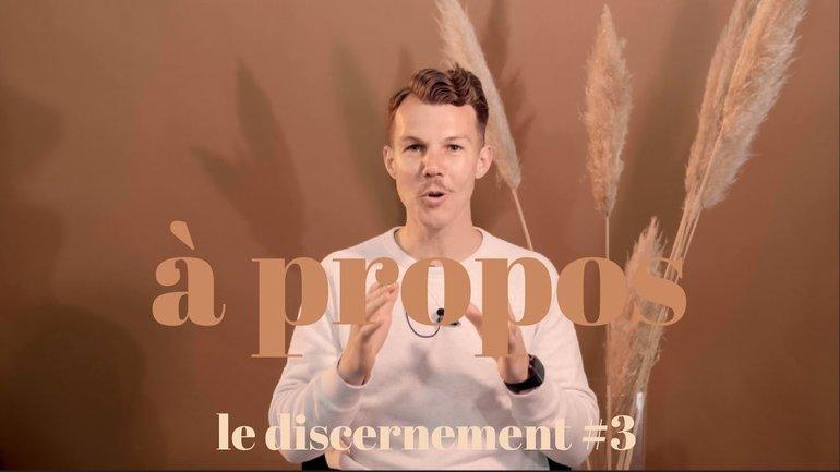 Des clés CONCRÈTES pour plus de DISCERNEMENT #àpropos - Ps Raphaël Illmann