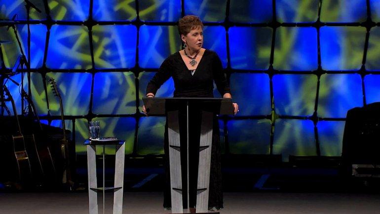 Vos paroles et la puissance de Dieu (1/3) - Joyce Meyer - Grandir avec Dieu