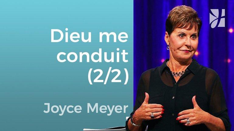 Il me conduit dans les sentiers de la justice (2/2) - Joyce Meyer - 531-1