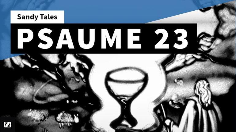 Sandy Tales - Psaume 23