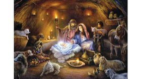 """Merry CHRISTmas !"""