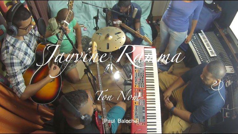 Ton Nom - Paul Baloche - Live Acoustique Jayvine