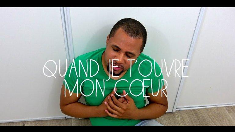 """""""Quand Je T'ouvre Mon Cœur"""" - Bruno Laffitte (John Leoture) Acoustic Cover"""