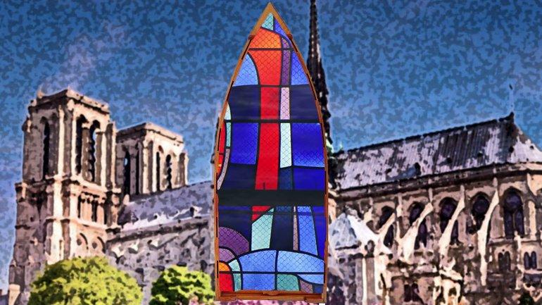 Eglise: bateau?
