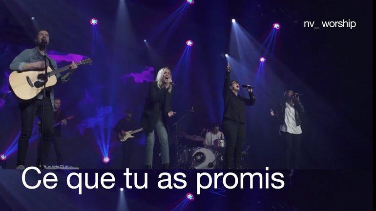 Ce que tu as promis _NV Worship