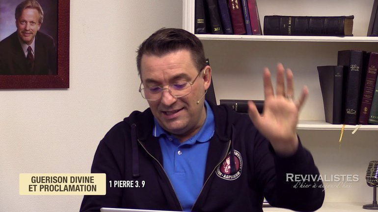 Revivalistes - Guérison divine et proclamation