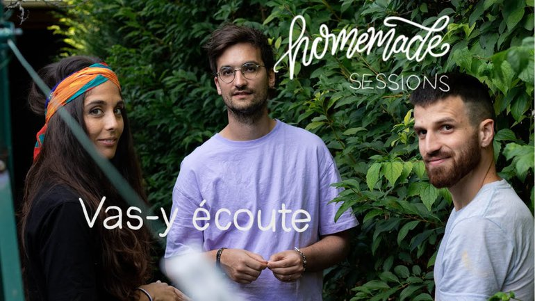 StereoSnap / Vas-y écoute - Homemade Sessions 8