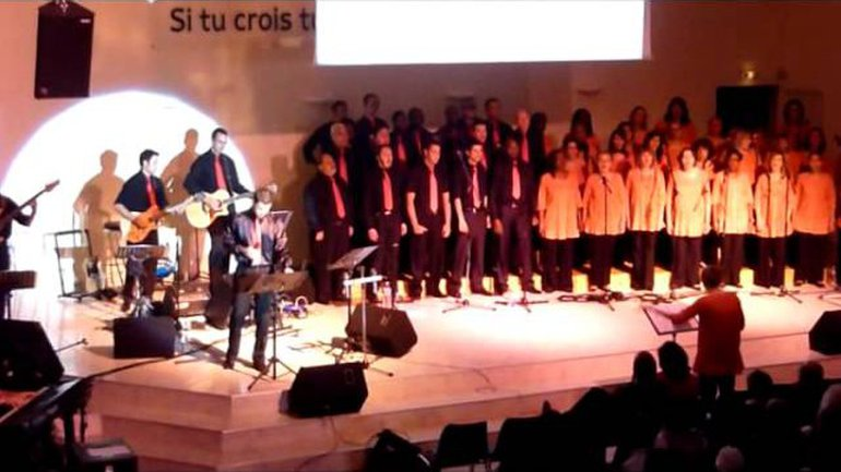 Chorale Action - Viens me guérir