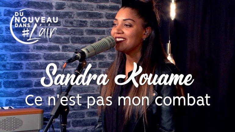 Ce n'est pas mon combat - Sandra Kouame
