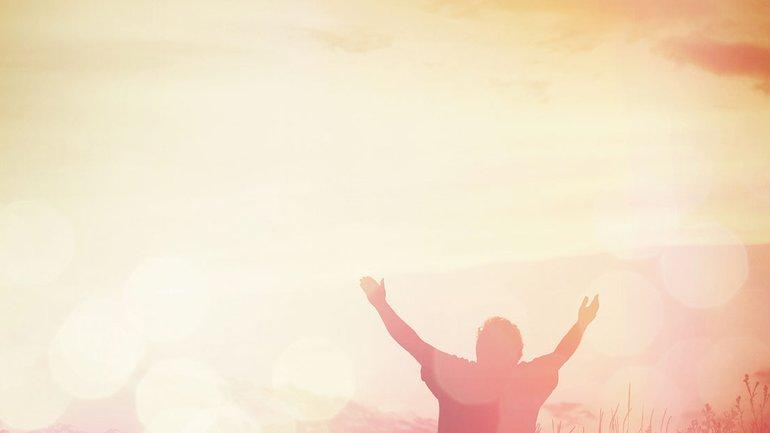 Prier en se souvenant de l'endroit où réside Dieu