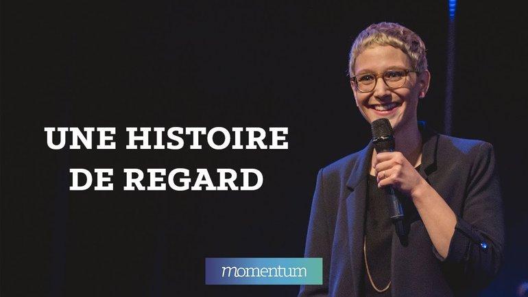 Une histoire de regard - Hélène Bonhomme