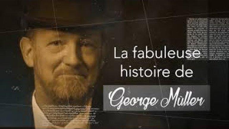 La fabuleuse histoire de George Müller : Comédie musicale tournée 2021