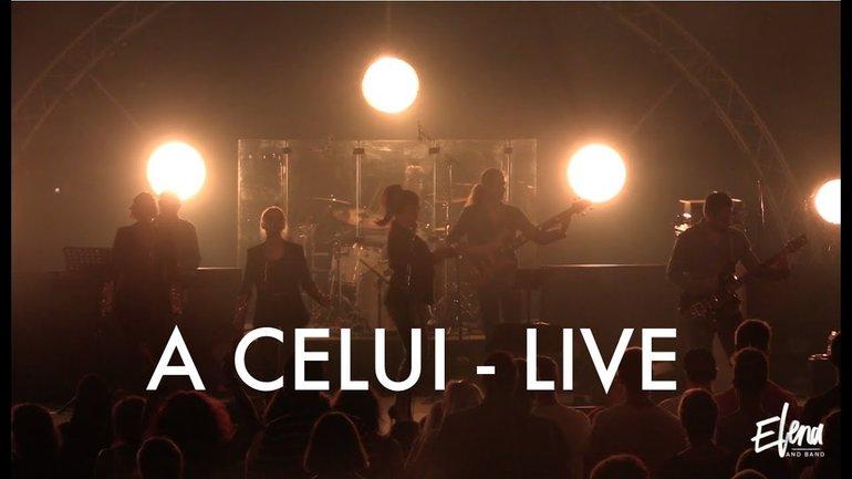 A Celui (Live) - Elena & Band