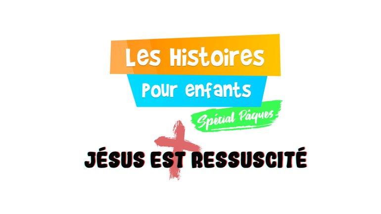 Jésus est ressuscité   Pâques