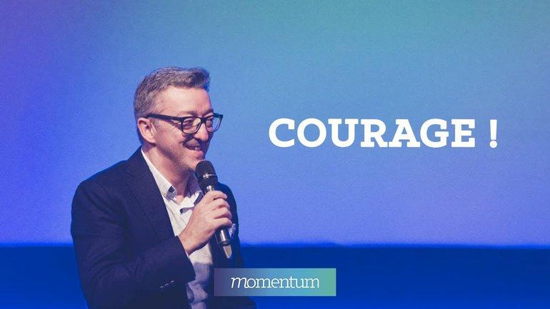 Courage ! Eric Célérier