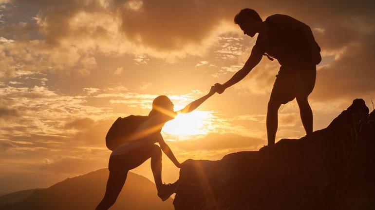Les gens courageux résolvent les conflits