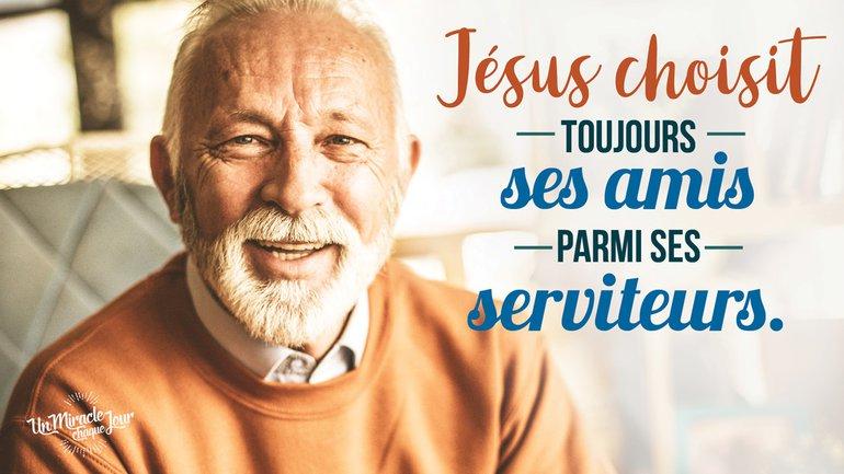 Devenez l'ami intime de Dieu !